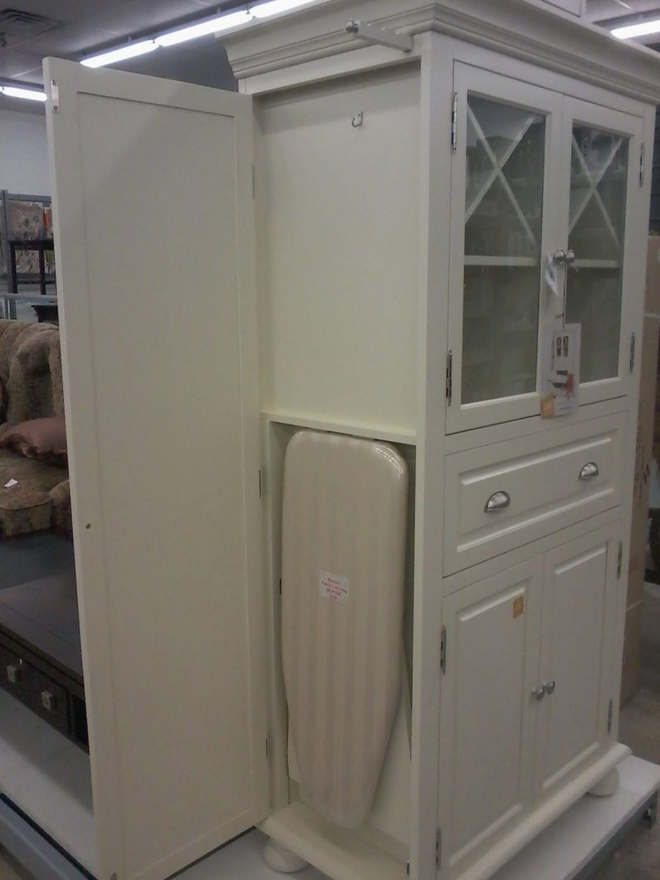 Superieur Kitchen Cabinet: Antique Ironing Board Cabinet Wardrobe Ironing Board Fold  Down Ironing Board Diy Ironing Board That Folds Into The Wall From Ironing  Board ...
