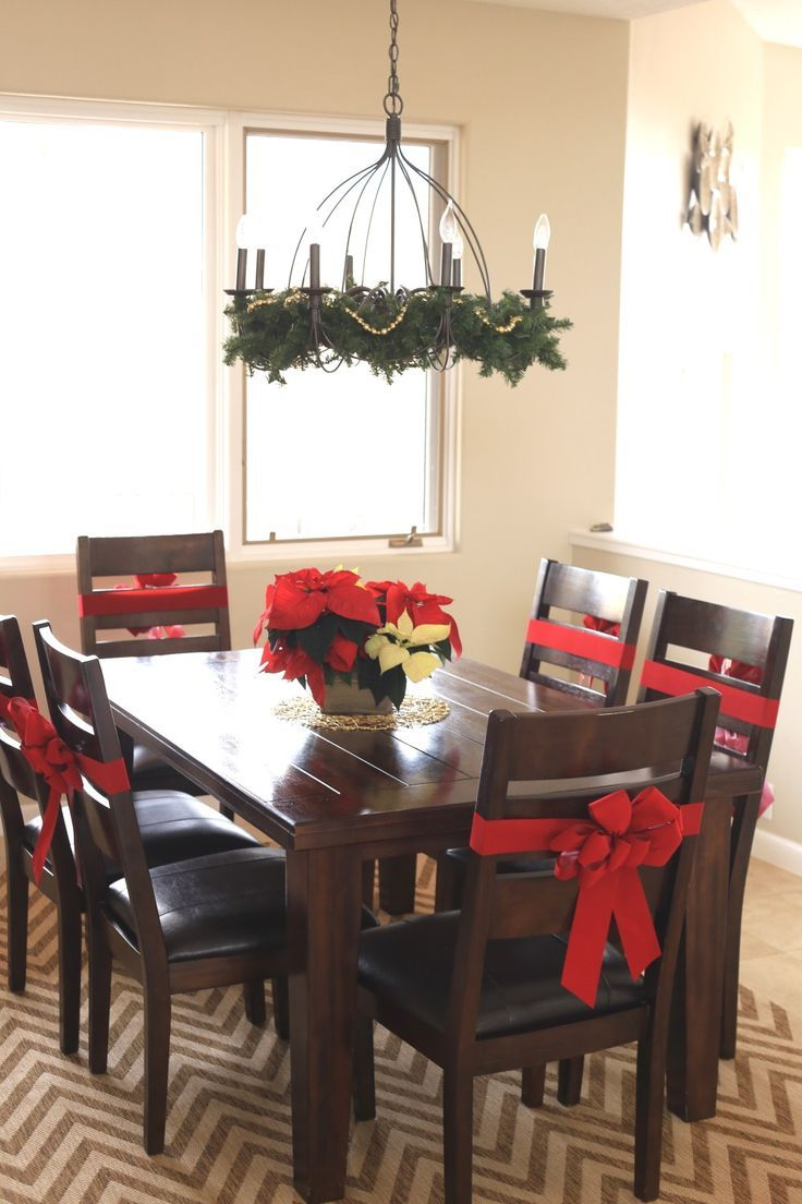 Stupendous Our Home For The Holidays Christmas Decorations For The Lamtechconsult Wood Chair Design Ideas Lamtechconsultcom