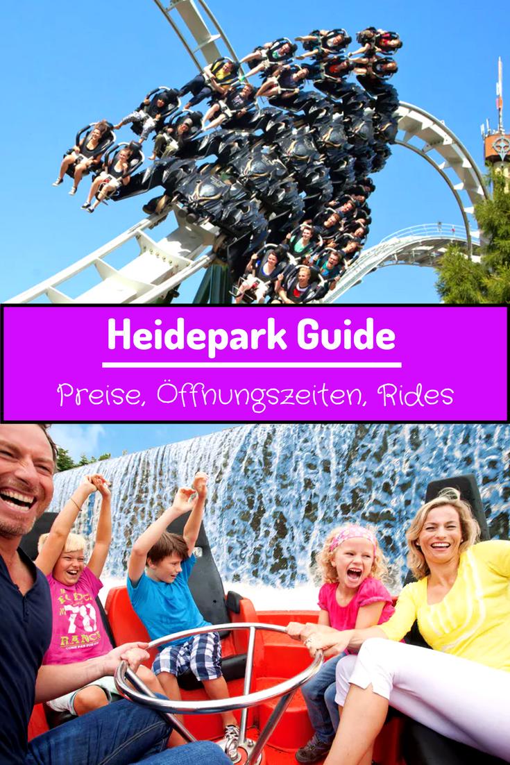 Heide Park Soltau Fun Im Freizeitpark Heide Park Freizeitpark Park