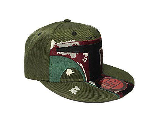 best service bf24d 7777b Star Wars Baseball Cap Boba Fett Helmet Camo Official Snapback   Price    29.81