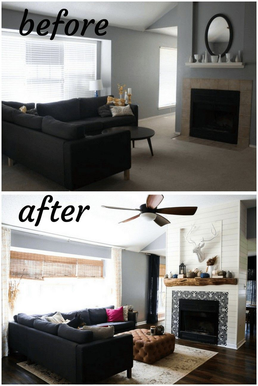 17 Easy Diy Remodeling Ideas On A Budget Before And A
