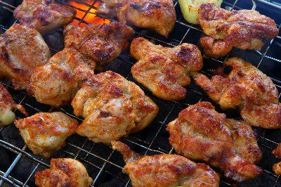 Greek barbecue chicken recipe back to basics cooking pinterest greek barbecue chicken recipe forumfinder Choice Image