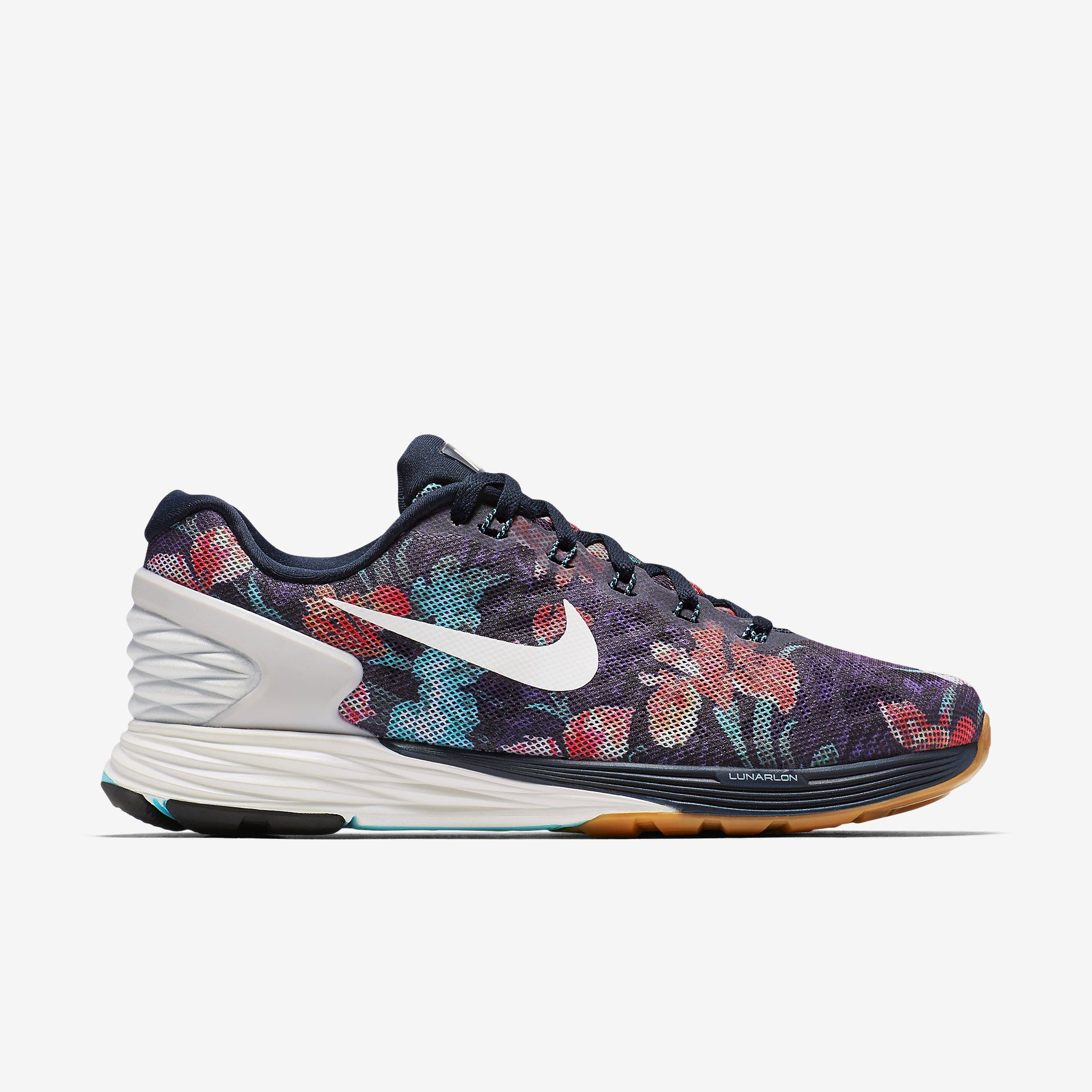 Nike LunarGlide 6 Photosynthesis Women's Running Shoe. Nike Store