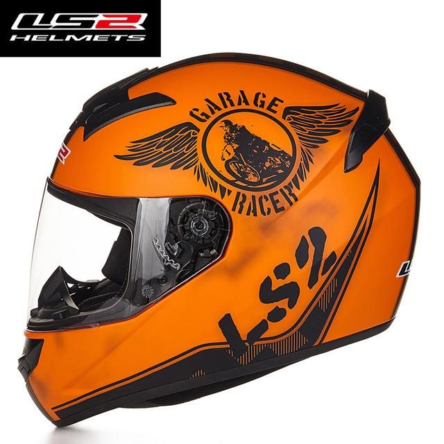 1df3689c New Arrival LS2 FF352 Motorcycle Helmet Fashion Design Full Face Racing  Helmets ECE DOT Approved Capacete