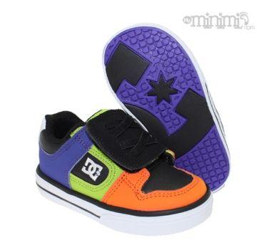 Des chaussures de skate multicolor pour un style tendance ! #DC ...