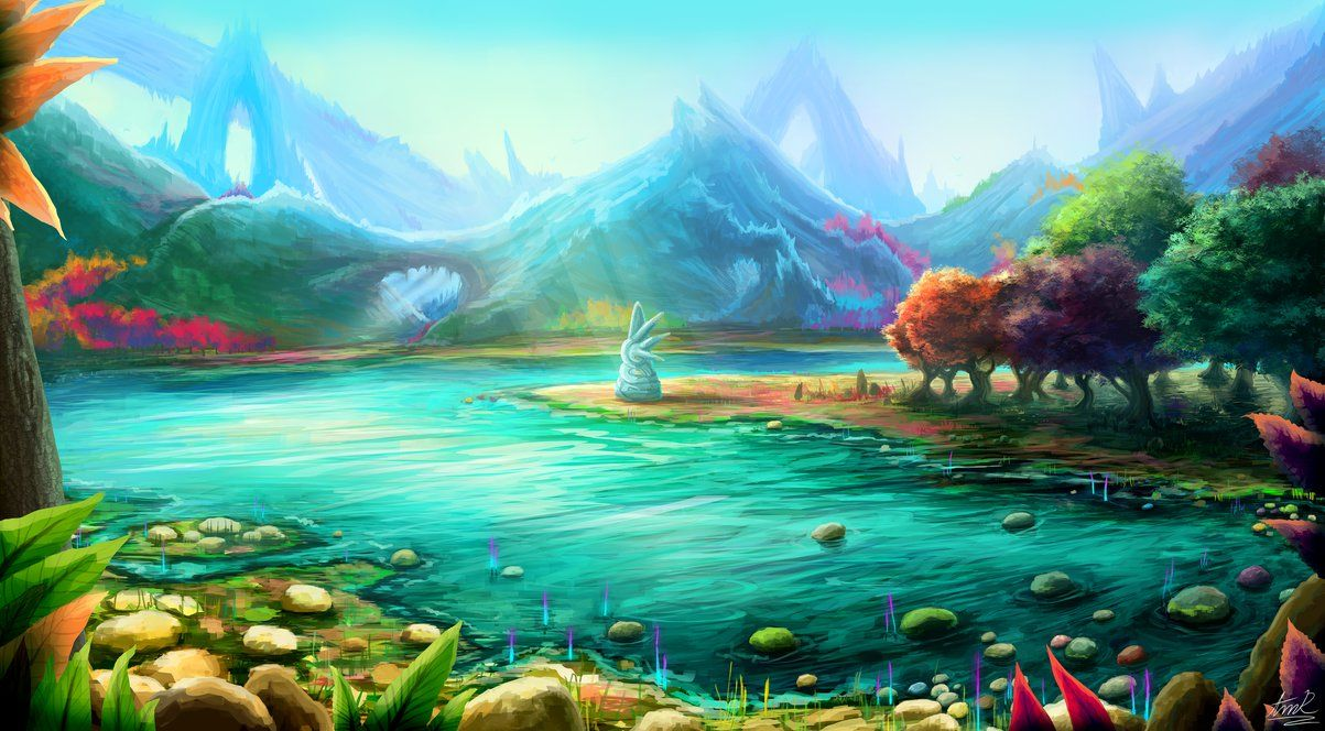 Summer Paradise by Chromattix on DeviantArt