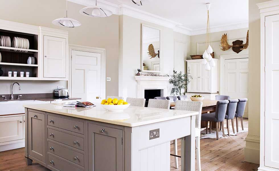 Claire Lloyd Takes A Look At Clever Design Ideas For Getting The Most From This Very Important Transitional Kitchen Design Kitchen Remodel Small Kitchen Diner