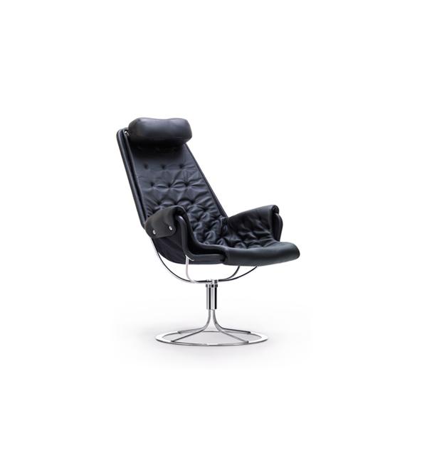 Bruno Mathsson's Jetson chair by Dux
