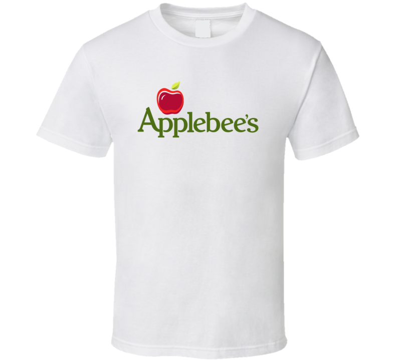 Applebee S Neighborhood Bar And Grill Food Restaurant Logo T Shirt Shirts T Shirt Shirt Gift