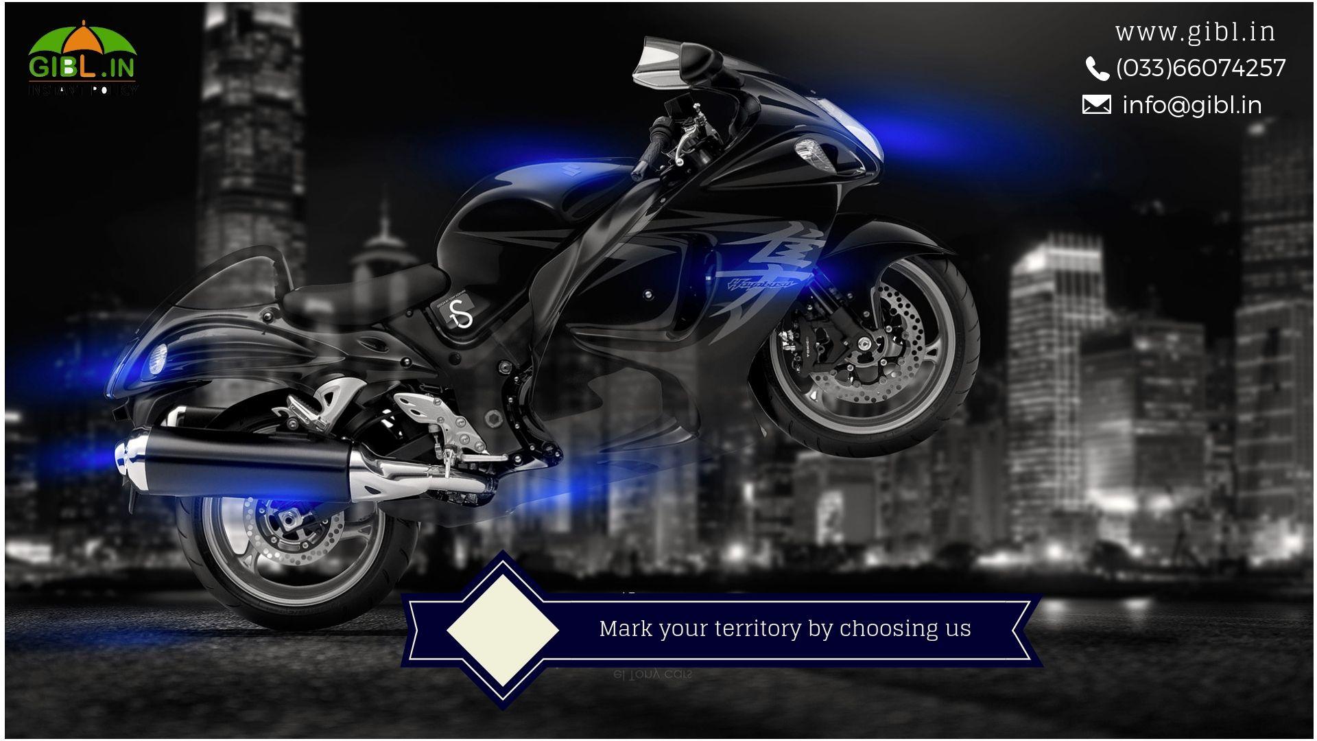 Best two wheeler insurance online in India City bike