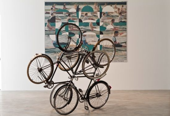 Gabriel Orozco; Courtesy de la Cruz Collection.http://www.artprivee.org/private-museums-and-foundations/north-america/united-states/miami/de-la-cruz-collection-contemporary-art-space/