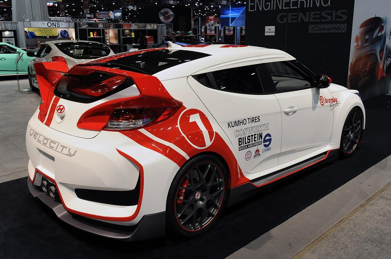 Marquage Veloster 2012 Hyundai Velocity ConceptCar Wrapping BQdCWorxeE