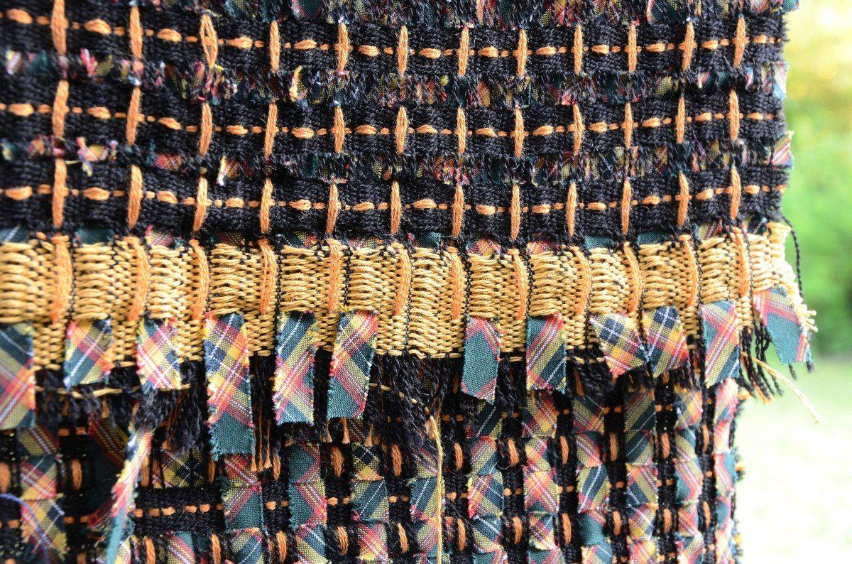 Créateur et tisseur de luxe - ACT3 | Tweedside: Couture Textiles ...
