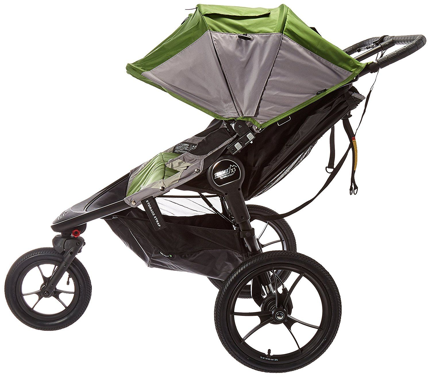 Baby Jogger 2016 Summit X3 Double Jogging Stroller Best