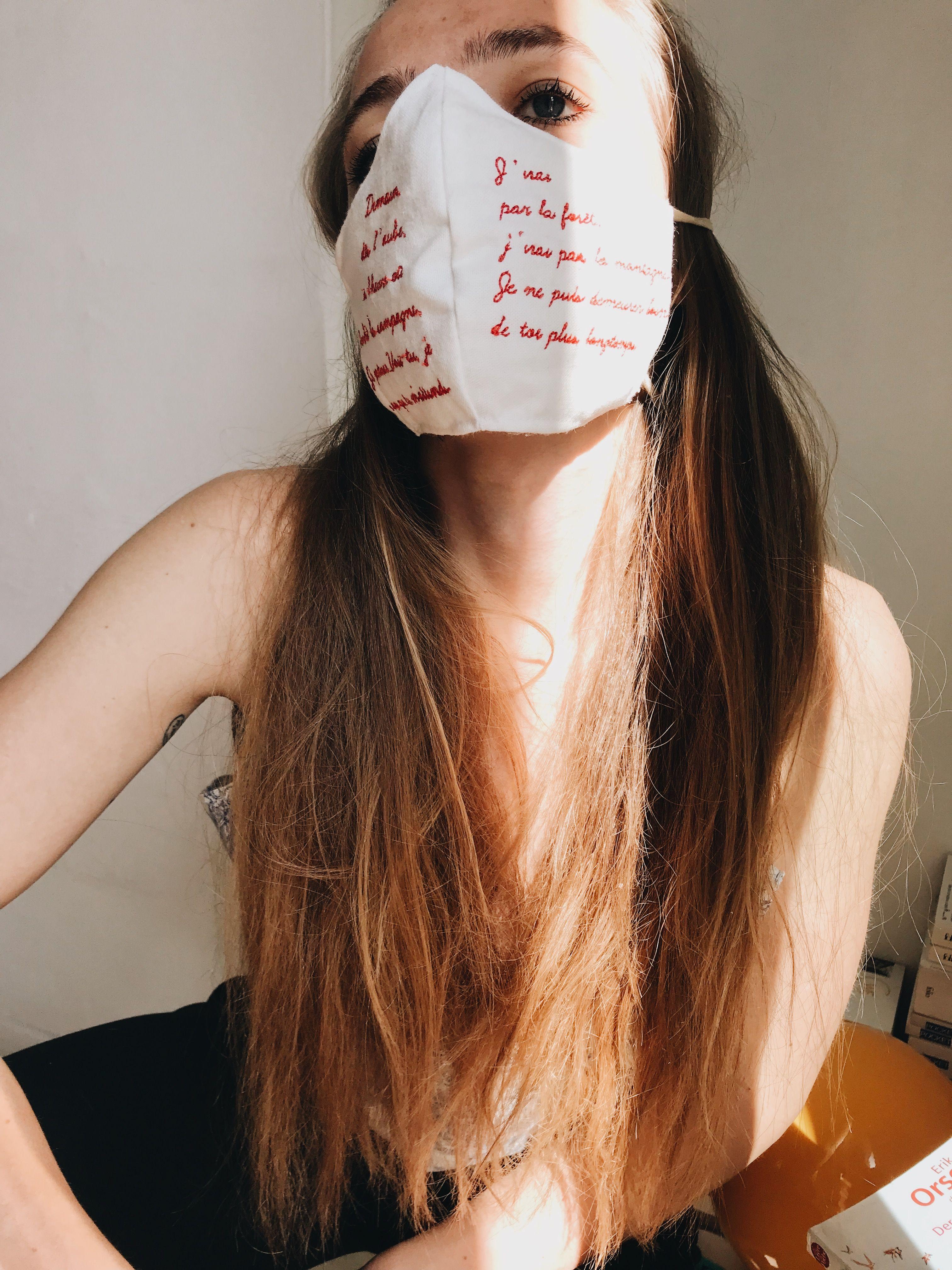 Pin on masken