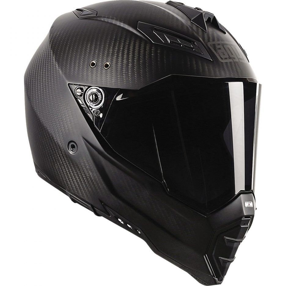 Sportbike Helme Eine ganz neue Helm von Scorpion, der