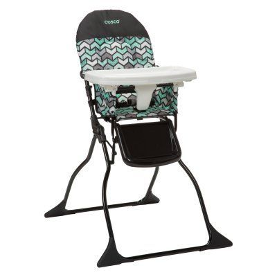 Tremendous Cosco Simple Fold High Chair Hc225Hcb Products Toddler Spiritservingveterans Wood Chair Design Ideas Spiritservingveteransorg