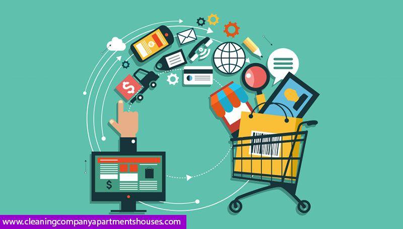 افضل مواقع التسوق الالكتروني عبر الانترنت لزيادة المتابعين والتفاعل ورفع معدلات المبيعات Retail Marketing Marketing Tactics Ecommerce Solutions