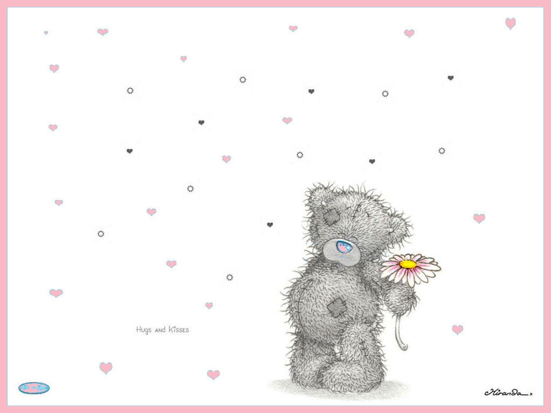 Best Wallpapers Tatty Teddy Bears Me To You Bear 1920X1440 400 x 300