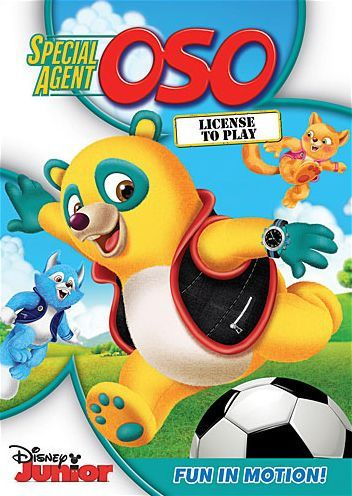 Special Agent Oso: License To Play | Products | Childhood