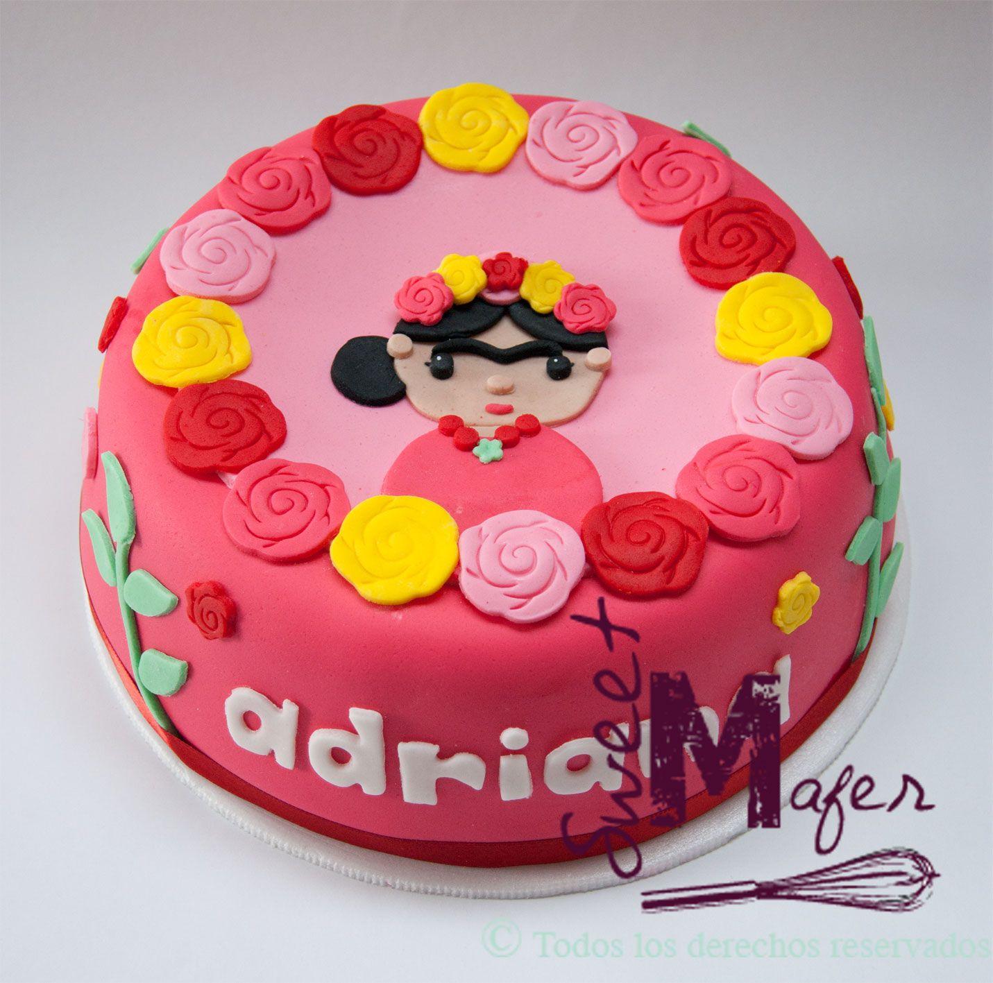 Tortas para grandes | | queques | Pinterest | Tortilla, Frida y Moras