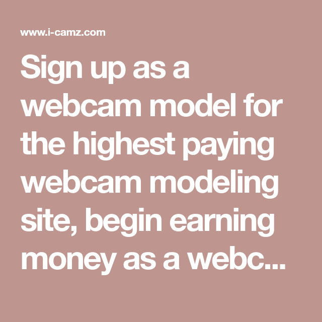 Top paying cam sites