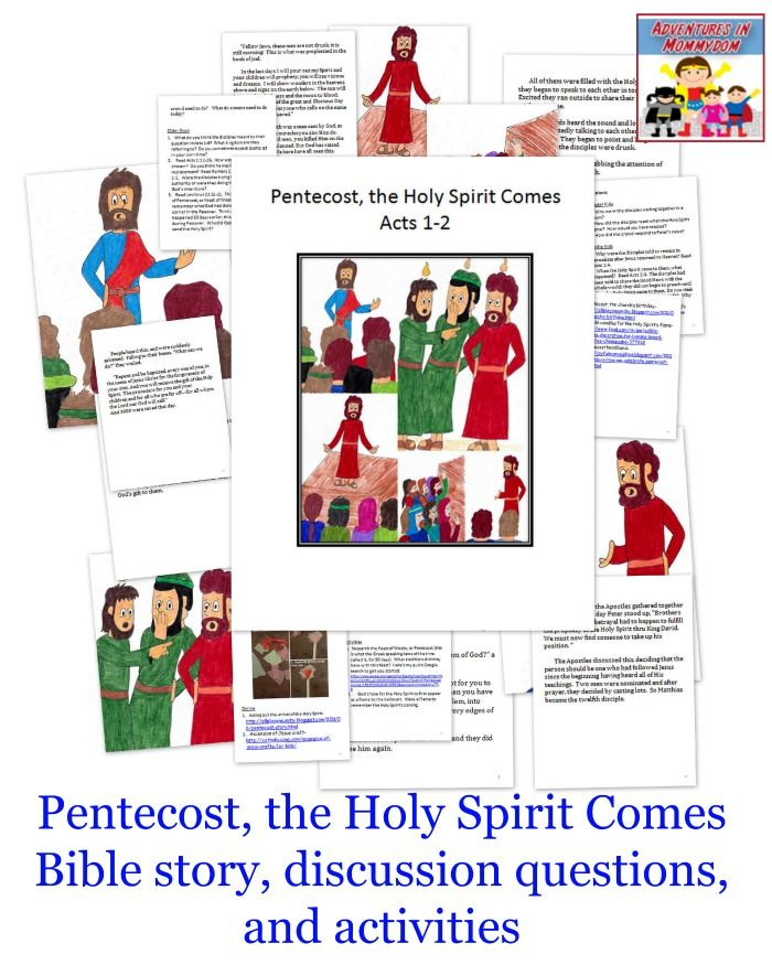 What Is The Day Of Pentecost In The Bible? - YouTube