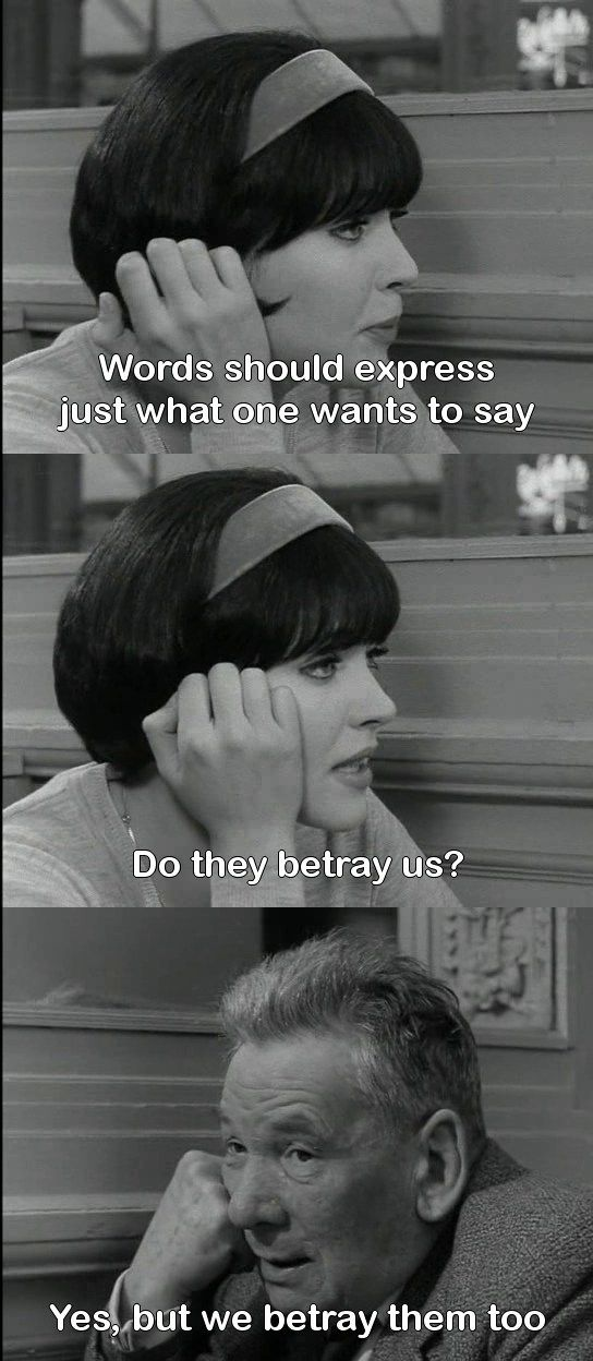 Vivre Sa Vie 1962 Movies On Pinterest Movie Subtitles Film