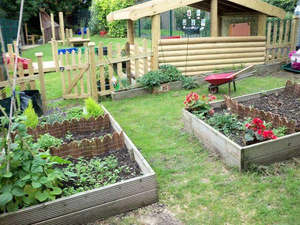 kids garden ideas - Google Search Gardening Pinterest Kid