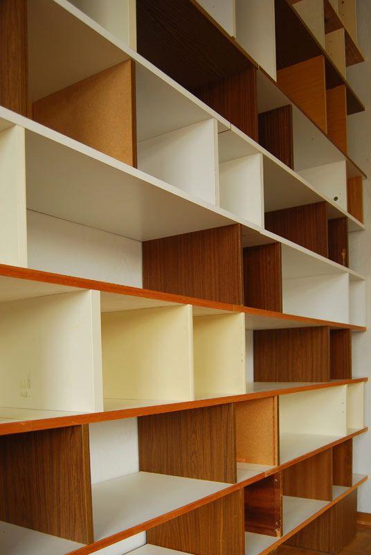 Infinitely storage system / Unendliches Regalsystem - kolor