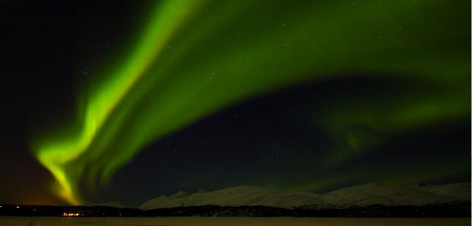 Top 10: imágenes de auroras boreales - Cultura Colectiva - Cultura Colectiva