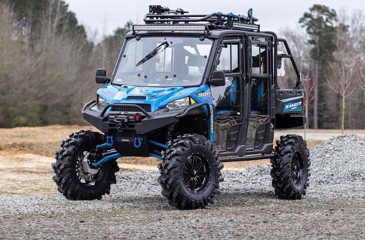 """Freedom Off-Road Powersports 4/"""" UTV Lift Kit for Polaris Ranger 900 XP"""