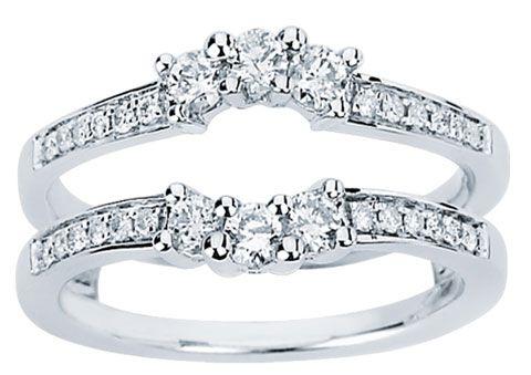 3 Stone Diamond Ring Enhancers Ring Enhancer This Diamond Ring