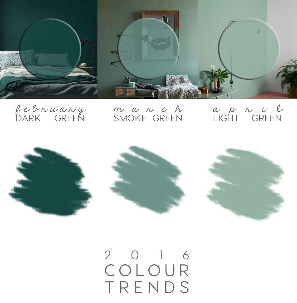 Green Wall Paint Color Trend 2020 Green Painted Walls Dark