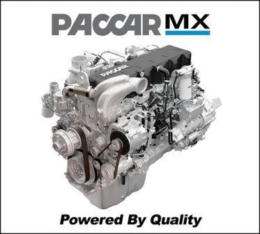 Paccar Mx Engines By Mhc Truck Source Engineering Peterbilt Trucks Kenworth Trucks