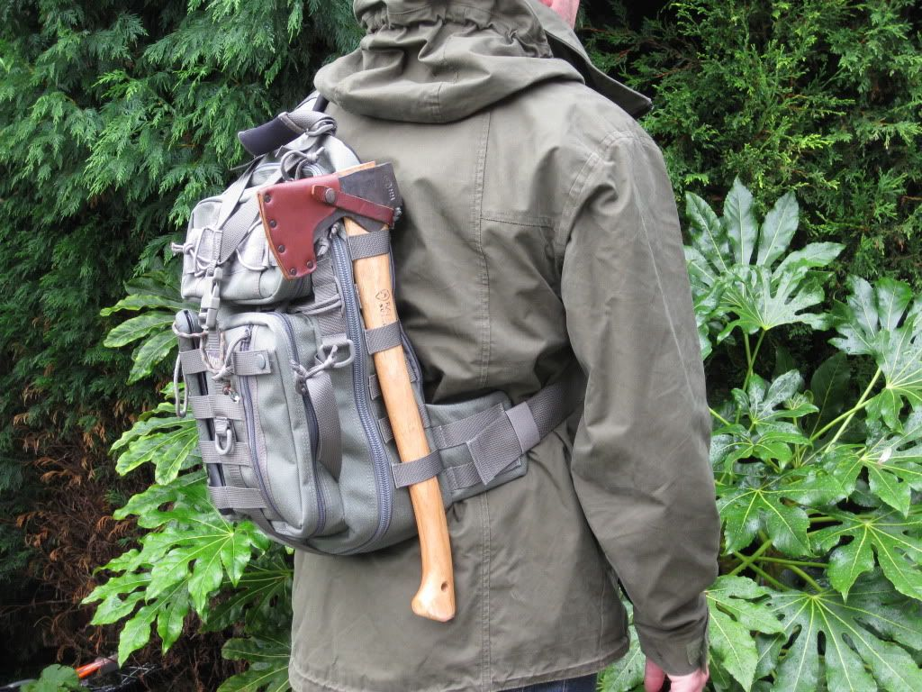 Maxpedition Sitka Bag Gransfors Bruks Small Forest Axe