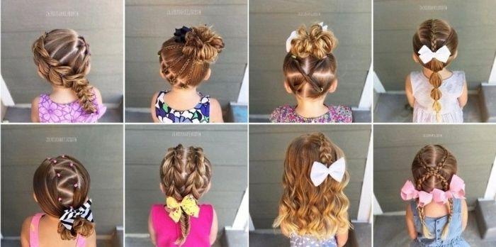 1001 Ideas Para Peinados Faciles Para Ninas Con Trenzas Y