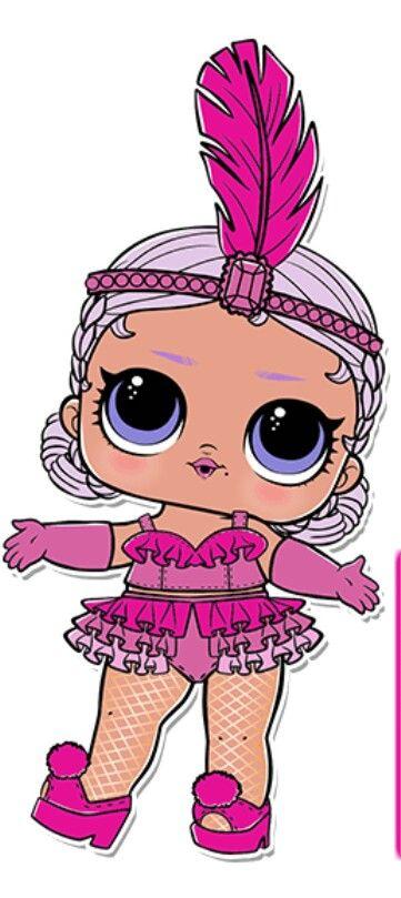 Showbaby series 3 l o l surprise confetti pop - Diva lol surprise ...