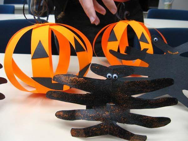 Easy-Peasy Homemade Halloween Decorations | Homemade halloween ...