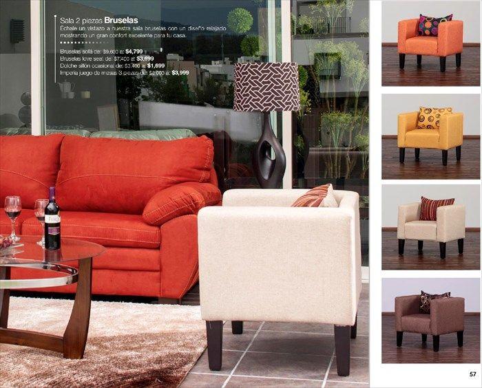 Cat logo de ofertas de muebles dico dise o hogar pinterest ofertas muebles muebles y cat logo - Catalogo mandarina home ...