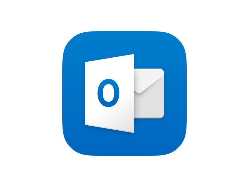 Outlook App Icon icon design App icon, Best icons