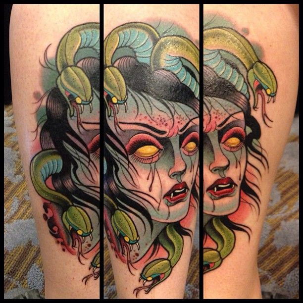 Columbus Custom Tattoo Designs: David Tevenal @ Memento Tattoo & Gallery (Columbus, Ohio