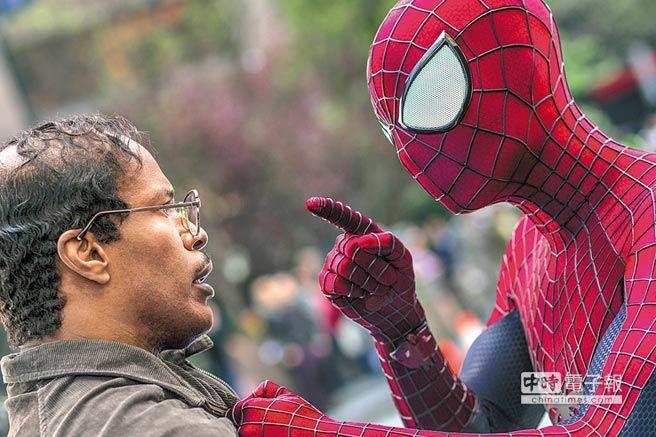 ↑《蜘蛛人驚奇再起: 電光之戰》明年才上映,卻已經規畫好兩部續集、兩部延伸電影。