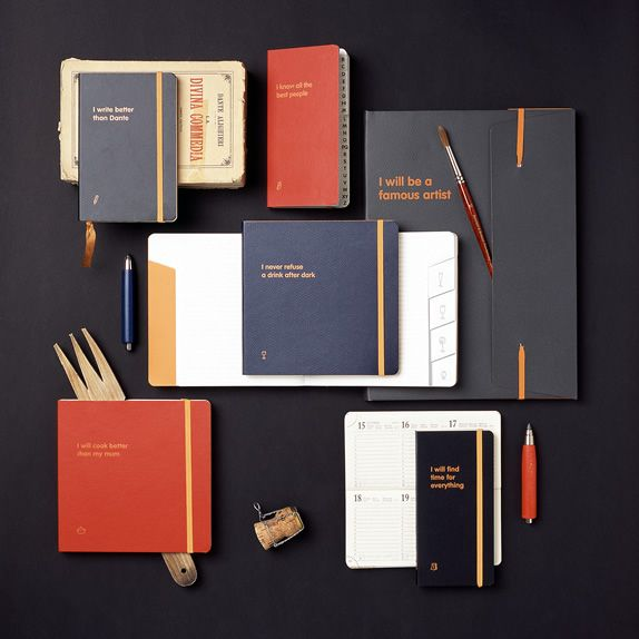 Fabriano Boutique Autostima Series Stationery Set