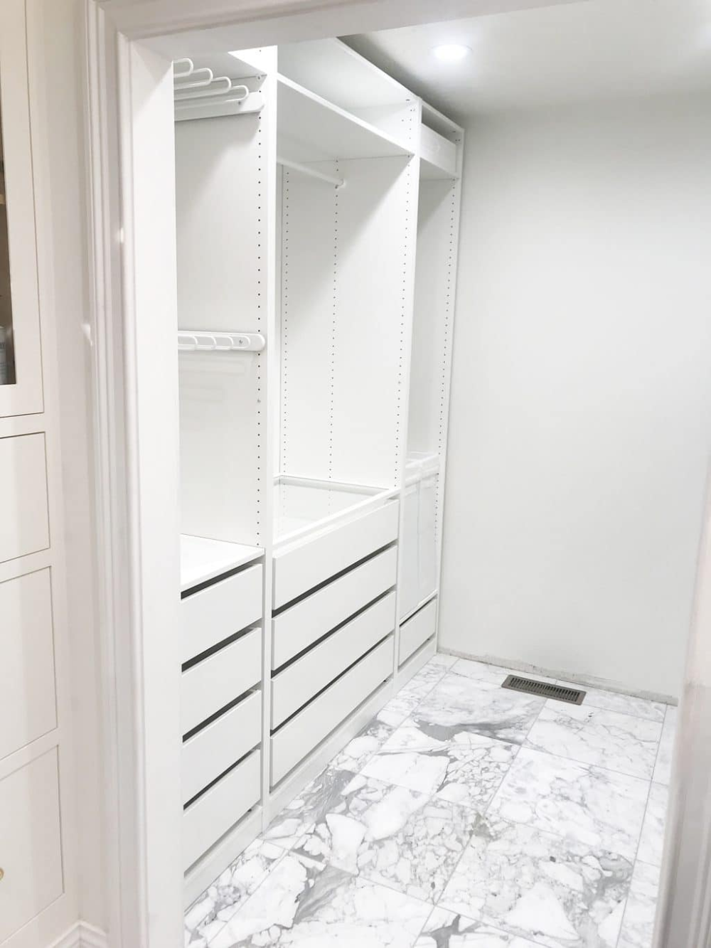 Installing Our Ikea Pax Wardrobes Plus Tips For In 2020 Ikea Pax Wardrobe Ikea Closet Organizer Ikea Pax