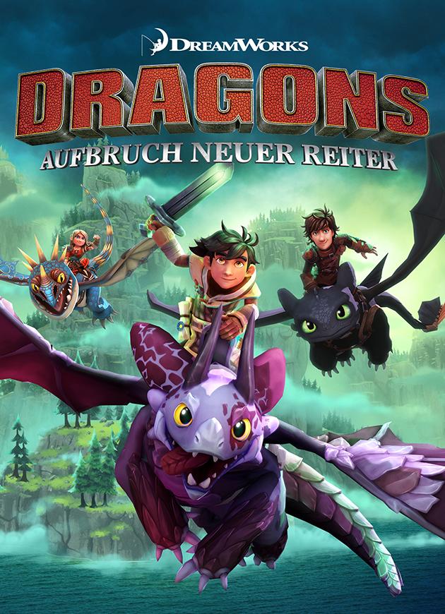 dreamworks dragons  aufbruch neuer reiter jetzt für