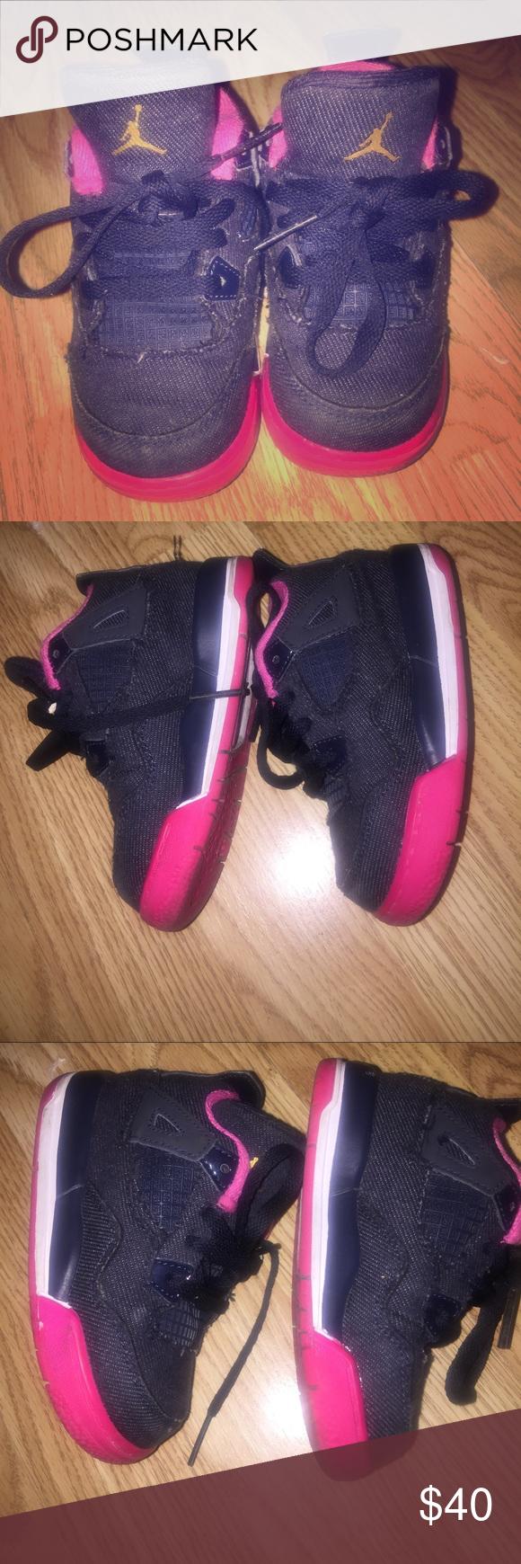 jordan girls shoes 7c