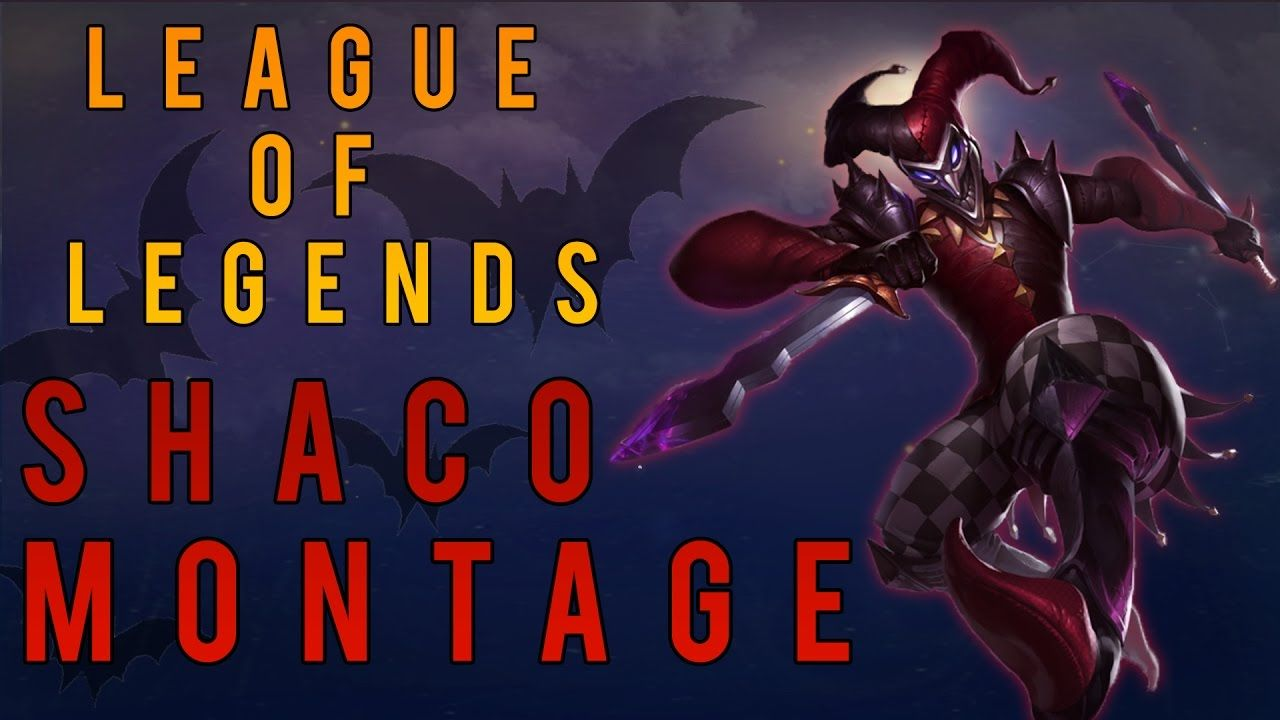 sp00ky bronze shaco montage https://www.youtube.com/watch?v=VC6zKndST1I #games #LeagueOfLegends #esports #lol #riot #Worlds #gaming