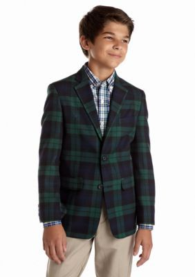 Izod  Blackwatch Blazer Boys 8-20