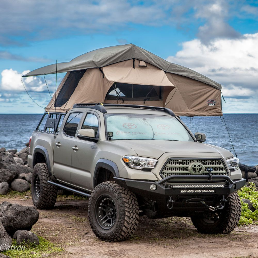 The Tuff Stuff Rooftop Tent Is Designed To Provide The